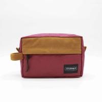 Clutch Pria Athena Maroon - Hand Bag - Journey Bag - Handbag