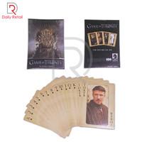 Kartu Remi Poker Capsah Game Of Thrones - Jon snow