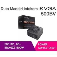 EVGA 500BV 80+ Bronze - 500Watt Power Supply
