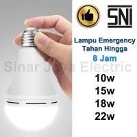 Lampu Led Bohlam Emergency Magic Cas Sentuh 10w 15w 18w 22w