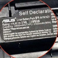 Baterai Laptop Asus PRO P2430UJ P2430UA P2420SA P2440UQ P2420LJ