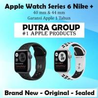 Apple Watch Series 6 Nike + 44mm 40mm 44 40 mm - Grey Black - Silver
