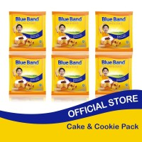 Blue Band Cake and Cookie Margarine Sachet 200gr isi 6