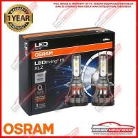 OSRAM - LED DRIVING HL XLZ - H7 - 6000K PUTIH - 20 WATT
