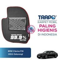 Karpet Mobil Premium BMW 3 Series F30 (2012-Sekarang) Trapo + Bagasi