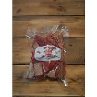 DAGING SEI BABI ( babi asap khas Kupang NTT ) - 250 gram