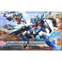 HG 1/144 HGBD:R Earthree Gundam Hiroto Build Divers Bandai