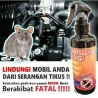 PENGUSIR ANTI TIKUS bukan Racun Obat Parfum Tikus Pengaman Mesin Mobil