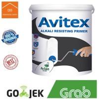 CAT DASAR AVITEX ALKALI RESISTING PRIMER 21 KG(GRAB INSTANT 3JAM)!