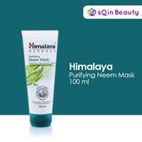 Himalaya Purifying Neem Mask 100ml - Masker Wajah