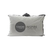 TOMOMI - M000499 / PILLOW MICROFIL WHITE 50 X 75