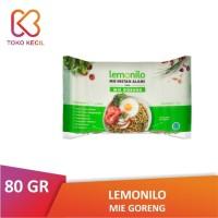[PACK] Lemonilo Mie Goreng 77 GR   Mi Instan Sehat Alami Organik