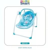 Bebe Smart Ocean Wonder Cozy Swing Bouncer Electrik Nurulc057