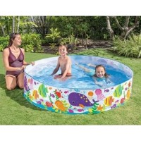 Kolam Renang Anak Intex Tanpa Pompa 183 Cm Snapset Pool 56452