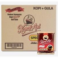 Kapal Api Special Mix Sachet 25gr Per Dus ( 12 Renceng / 120 Sachet)