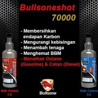 Bullsoneshot 70000 Total Fuel System Cleaner Gasoline