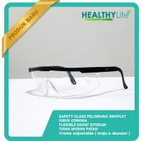 HealthyLife Safety Glass Flexible   Kacamata Safety Flexy Fleksibel