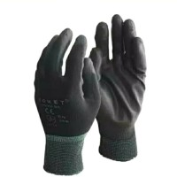 Sarung tangan Safety Grip Gloves Nylon Polyurethane / Safety Riding K3