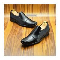 Sepatu Pantofel Kerja Pria Kulit Big Size 44,45,46 utk formal dn pesta