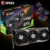MSI GeForce RTX 3080 Gaming X Trio 10GB GDDR6X - Ampere