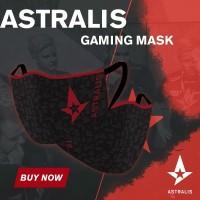 Gaming Masker - ASTRALIS CSGO