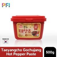 Sajo gojuchang Hot pepper sauce 500 gr (Saus Sambal Korea )