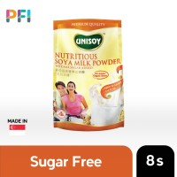 Unisoy Soya Milk Powder (Sugar Free)