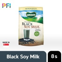 Unisoy Black Soy Milk ( Susu Kedelai Hitam )