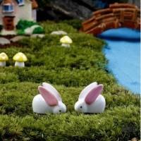 Miniatures - Terrariums - Fairy Garden - Animal_Rabbit (1pc)