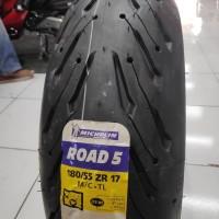 Ban Michelin Pilot Road 5 180/55-17 Pilot Road5