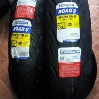 Ban Michelin Pilot Road 5 120/60 -17 & 160/60 - 17 Ninja CBR ER6 ZX25R