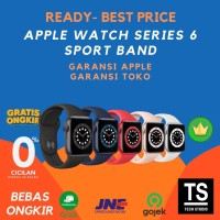 Apple Watch Series 6 44mm 40mm 44 40 mm Sport Red Blue Grey Pink Sil