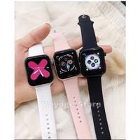 smartwatch IWO 8 original clone apple watch iwatch 4 jam tangan