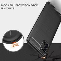 Case Asus Zenfon Mex Pro M2 Fashion Case Carbon Premium