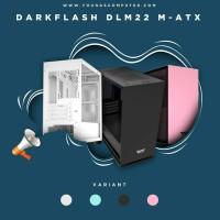 CASING DARKFLASH DLM22 M-ATX Gaming Case