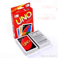 Mainan Anak Keluarga Kartu Unooo Card Polos Family Game Stacko Jengaaa