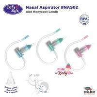 Baby Safe Baby Nasal Aspirator NAS02 Penyedot Ingus Bayi Anak BBS101
