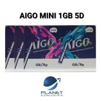 VOUCHER AXIS AIGO 1GB - 5 HARI