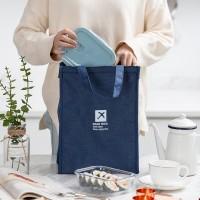 ARAMI Insulated Travel Lunch Bag   Tas Bekal Makan Tahan Panas Dingin