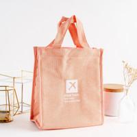 ARAMI Insulated Travel Lunch Bag | Tas Bekal Makan Tahan Panas Dingin