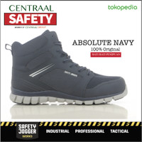 SEPATU SAFETY JOGGER ABSOLUTE NAVY S1P - 40