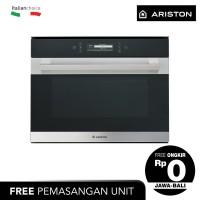 ARISTON Microwave Combi Tanam 45 Cm MP796IXAEX, 40 Liter