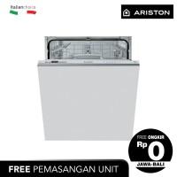 ARISTON Dishwasher Tanam 60 Cm LIC 3B+26