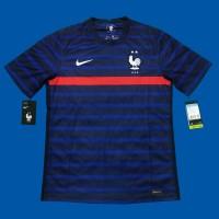 Original Jersey France PERANCIS 2020 Home Baju Bola Asli