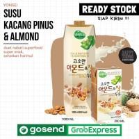 (Ready) Susu Almond - Yonsei Almond Pine and Soy Milk 1L - Super Food