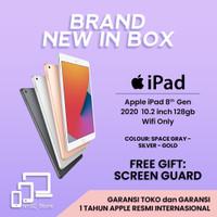 Apple iPad 8 2020 128GB WiFi 10.2 Inch Retina 128 GB Gold Silver Grey - Space Grey