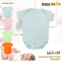 1 Pcs Jumsuit Bayi Jumper Bayi BABY STAR Baju Bayi Unisex BY BCS-178