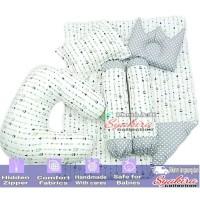 Bed cover Set Bayi + Bantal Menyusui