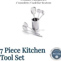 SaladMaster Salad Master 7 piece Kitchen tool set