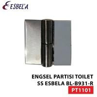 ENGSEL PARTISI TOILET SS ESBELA BL-B931-R (PT 1101)